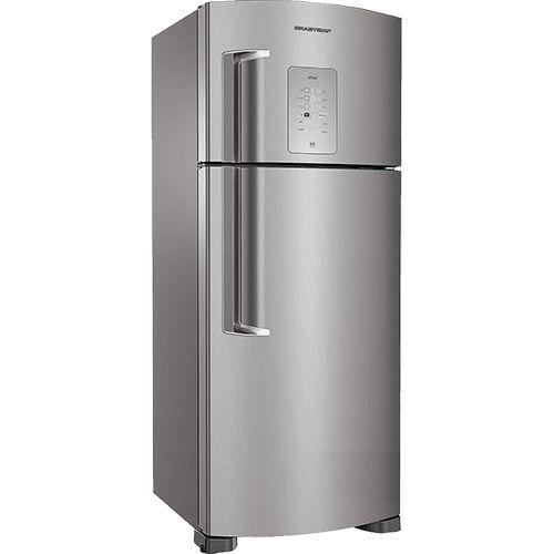 Foto 1 - Geladeira / Refrigerador Frost Free Brastemp Ative! BRM48 403 Litros Evox