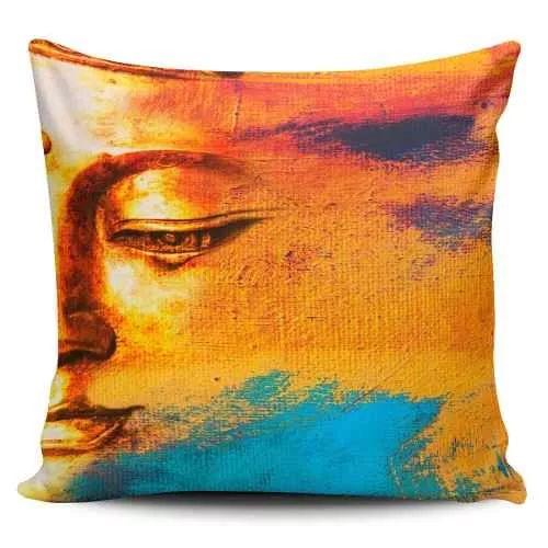 Cojin Decorativo Tayrona Store  Buda 05 - $ 43.900