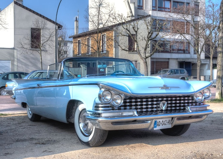 1959 Buick Lesabre Convertible ★。☆。jpm Entertainment