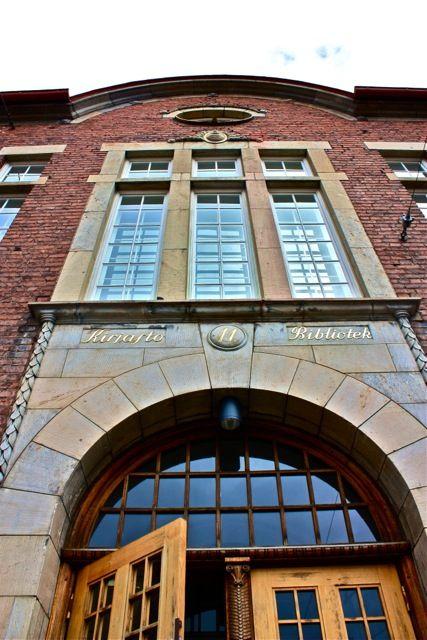 Kirjakodot: Kallion kirjasto – Kallio library