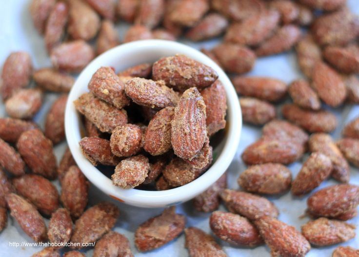 Cinnamon & Sugar Almonds