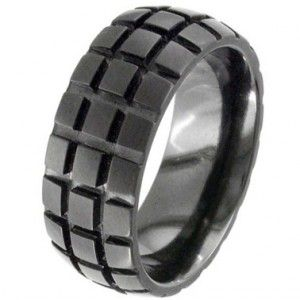 Black Wedding ring for Men www.crownring.com @crown_ring Td@ToddDrakeDiamonds.com 2146813712