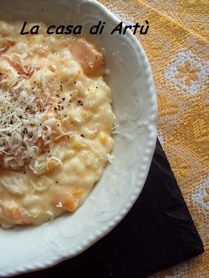 Cucina Piemontese: Mnèstra id suca - per l'Italia nel piatto