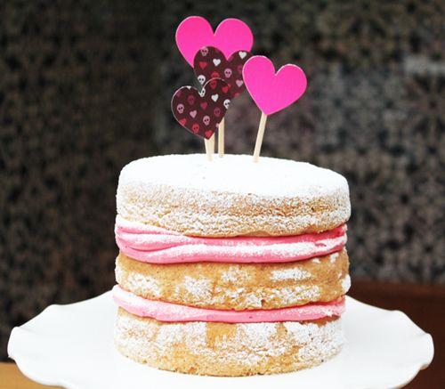 Naked Cake: 15 ideias irresistíveis! Naked Cake: 15 irresistible ideas!