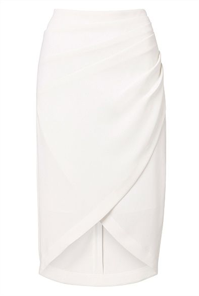 Dollar Skirt - from Witchery Fashion