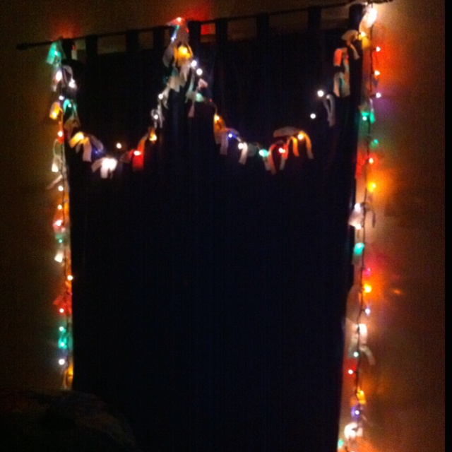 1000+ images about Repurposed Christmas lights on Pinterest Tomato cages, The office and My boys