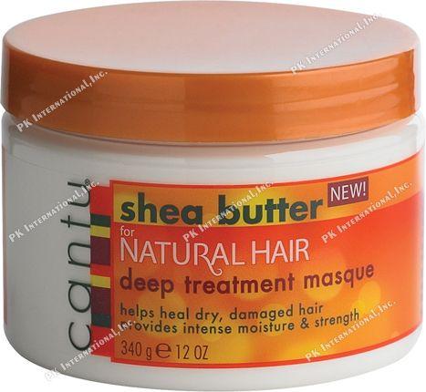 Cantu Shea Butter Natrural Deep Treatment Masque 12oz  PK-CA01004