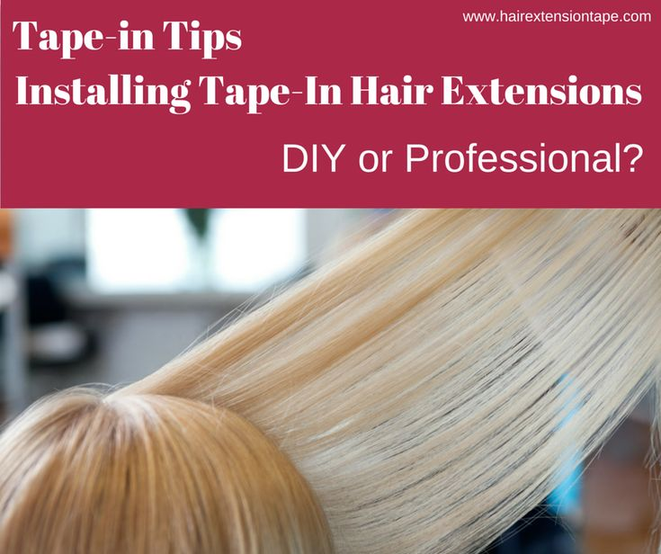 installing your own hair extensions essay Find a united kingdom in dunstable, bedfordshire on 16-24 hair extensions micro ring nano ring micro loop fusion installing your solid walls could cut.