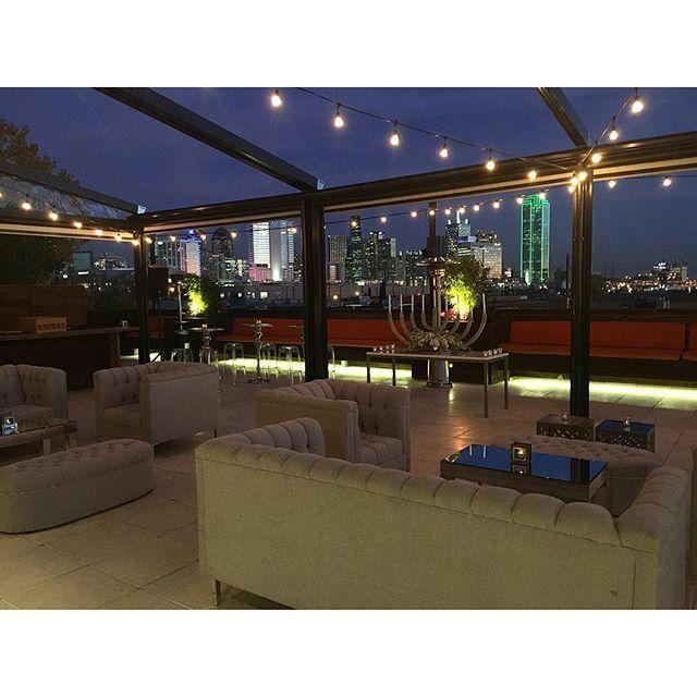Dec Dragon Arts District Dallas Baby Shower Venues Private Event Patio Umbrella