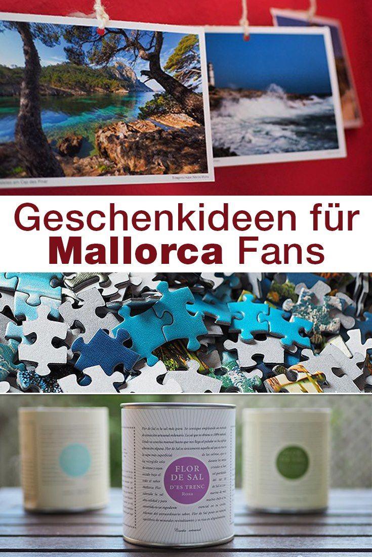 Tolle Geschenkideen für Mallorca-Liebhaber, ganz egal ob Geburtstag, Weihnachten oder Ostern