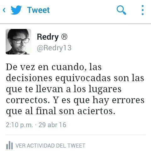 De vez en cuando... #redry13 #avionesdepapelparasobrevolarclasesdepoesia www.redry13.wordpress.com