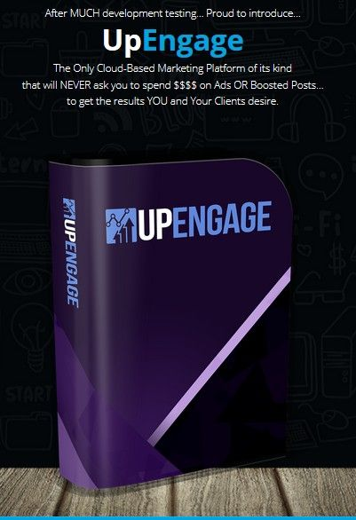 UpEngage by Ali G