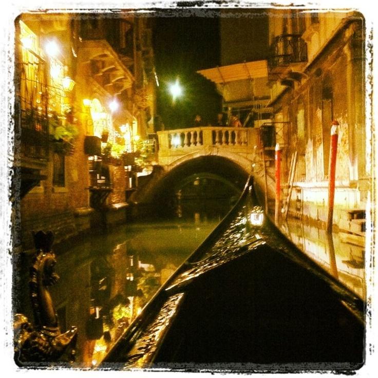 Gondola, venezia, italy