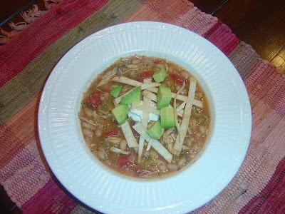 Chicken Tortilla Soup | Yummy! | Pinterest | Chicken Tortilla Soup ...