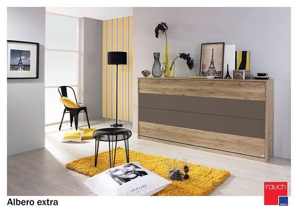 Dormitorul Albero by Rauch moebel - Klasse1 Mobila Germania Timisoara - mobila dormitor online timisoara