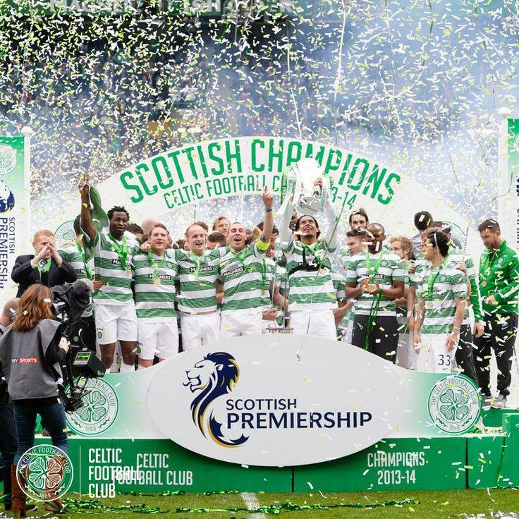 Celtic FC Champions: Virgil Van Dijk