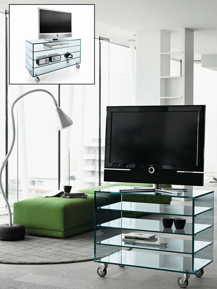 Mobile porta Tv dal design moderno n.16 | Arredare living | Pinterest