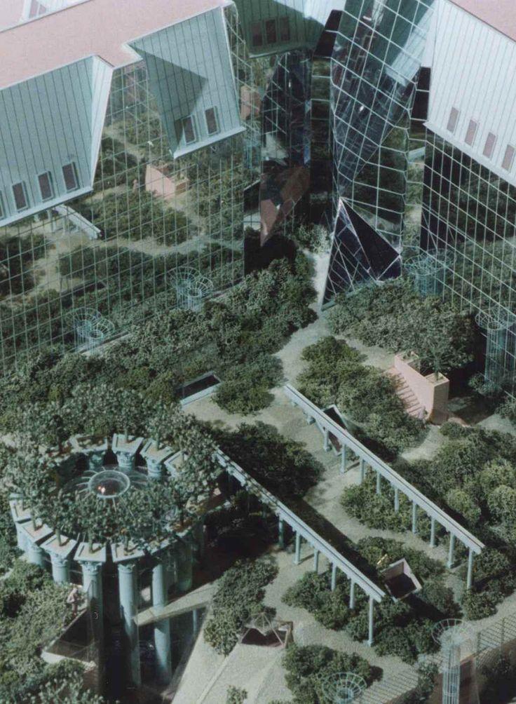 Marek Budzyński Architekt - Ambasada RP w Berlinie