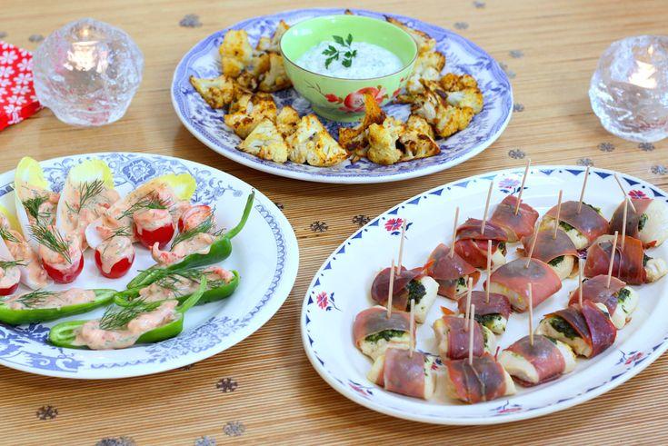 Oud & Nieuw-Chef: hapjes van Koken met Karin // Francesca Kookt