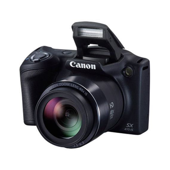FlyBuys: Canon SX410 Ultra Zoom Black Camera