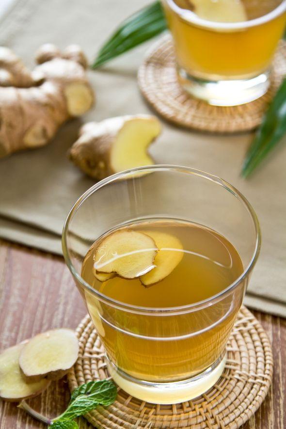 Inkivääriolut (Ginger Ale), resepti – Ruoka.fi