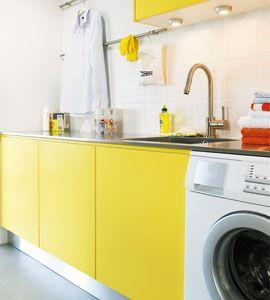 tvättstuga gul - Sök på Google