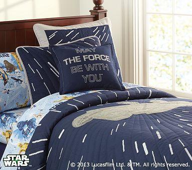 Star Wars Millennium Falcon Quilted Bedding