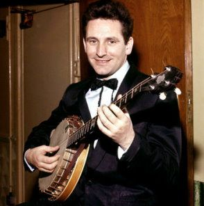 Lonnie Donegan. 'Putting On the Style'.  Top for two weeks from June 29 1957.