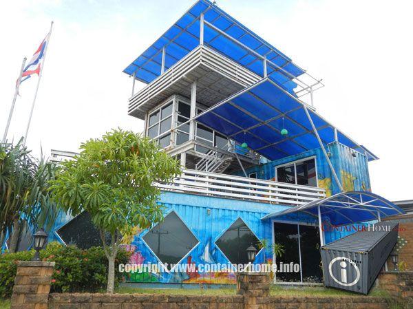 Les 118 meilleures images du tableau maisons container sur for Maisons containers architecture