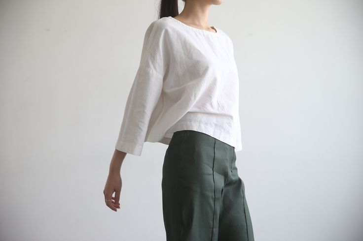 바이말리 bymallee.com 린넨크롭블라우스 Linen crop blouse #bymallee #fashion #kpop #snsd #streetfashion #korean #koreangirls #fashionmodel #shirt #blacknwhite #ootd #outfitoftheday #korea #beauty #clothing #style #dress  #skirt #shirt