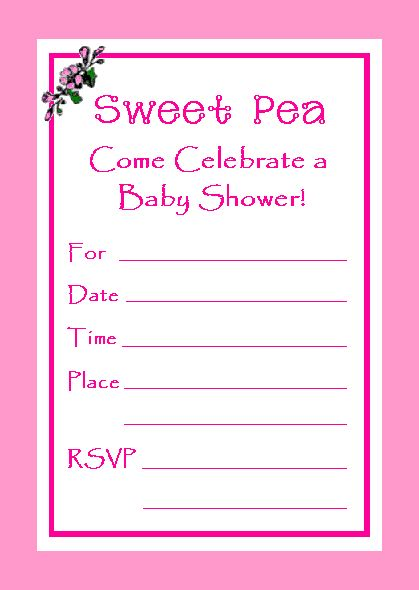 Storybook Baby Shower Invites is amazing invitations ideas