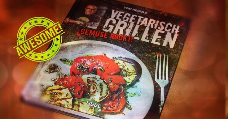 Vegetarisch Grillen ist ein zunehmender Trend und für viele selbstverständlich geworden. Letztlich kann man das was man in der heimischen Küche zubereitet auch draußen auf dem Grill tun. Für mich p…