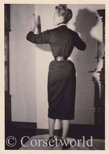Photo Page: Pauline Lepage. Photo November1956.Pauline Lepage Was In