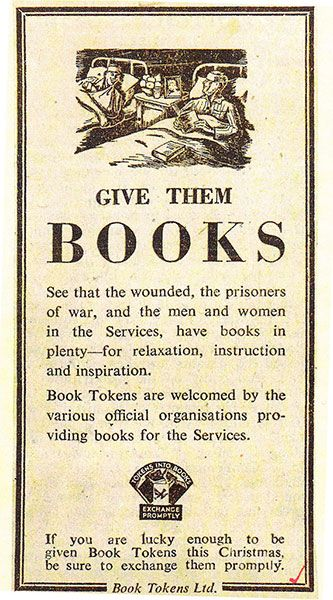 National Book Tokens 80th anniversary: book tokens through the decades | Books | guardian.co.uk
