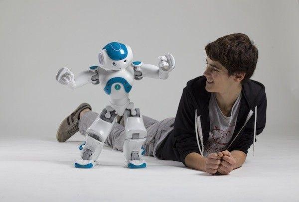 Aldebaran Robotics announces Nao Next Gen humanoid robot (video)