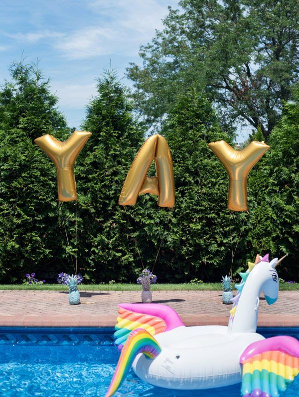 Pool Party Ideas For Adults decorations that will make any pool party awesome cover Fun Summer Bachelorette Pool Party
