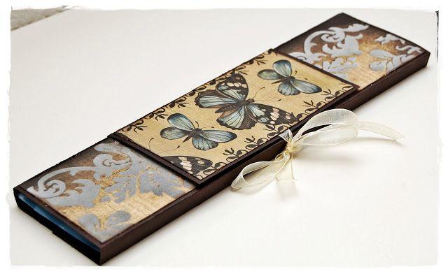 Gro's kort og sånnt: Sjokoladekort