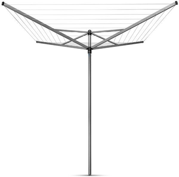 Brabantia Rotary Airer Top Spinner Washing Line 40m 4 Arm