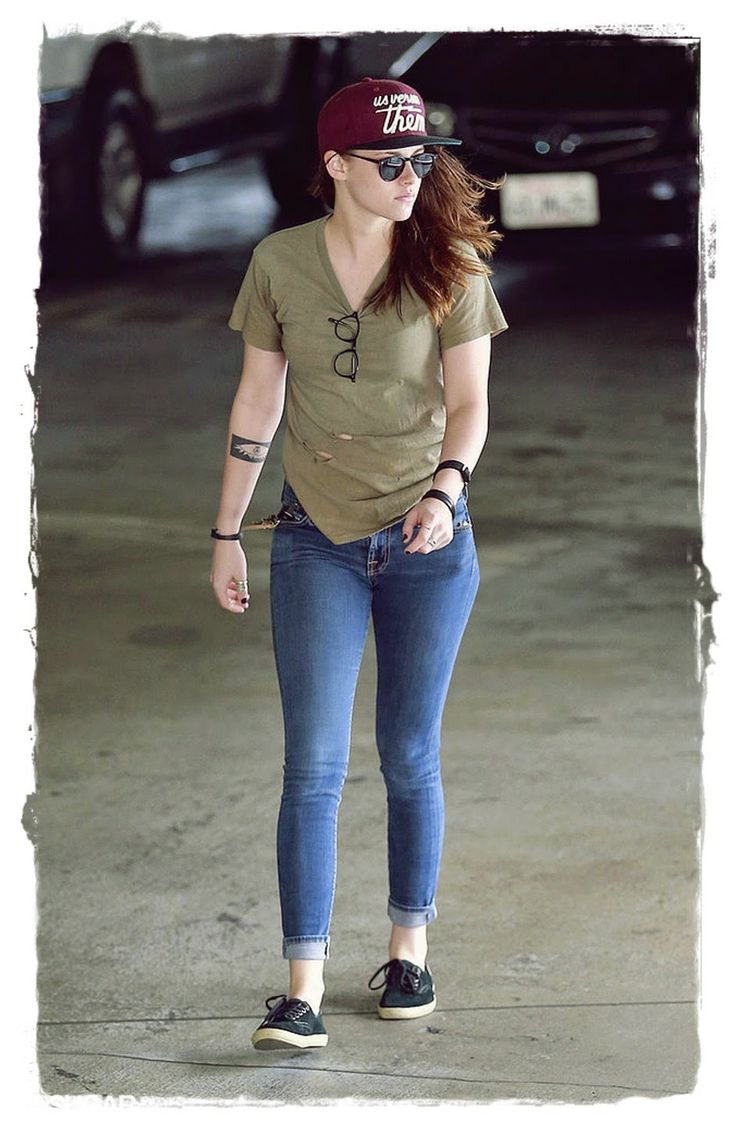 Kristen Stewart Street Style Looks 9 Celebrities Fashion Pinterest Style Street Styles