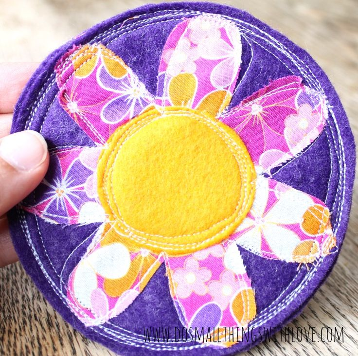 Crazy Spring Coasters and a GIVEAWAY