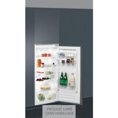 Réfrigérateur 1 porte encastrable Whirlpool ARG855/A+