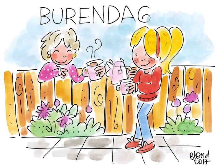 Burendag 23 september 2017 by Blond-Amsterdam