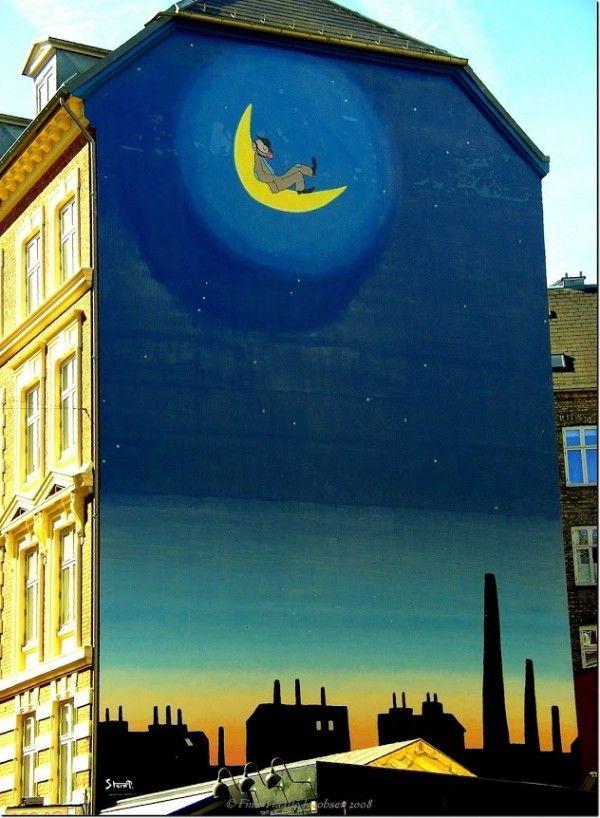 Wall mural #streetart #wallmural #graffitiart #art #murals