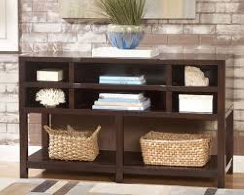 Console Tables with Storage Help You for Having Stuffs Properly