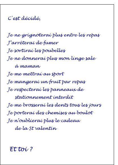 Carte Bonnes resolutions numero 1 pour envoyer par La Poste, sur Merci-Facteur ! Une dispute de couple de la préhistoire, comme il n'en existe plus de nos jours ! Une carte humoristique pour envoyer vos meilleurs voeux...  http://www.merci-facteur.com/carte-voeux-humour.html #carte #voeux #humour #rire #blague #bonneannee
