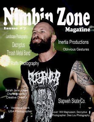 Nimbin Zone Magazine: Nimbin Zone Magazine Issue #7