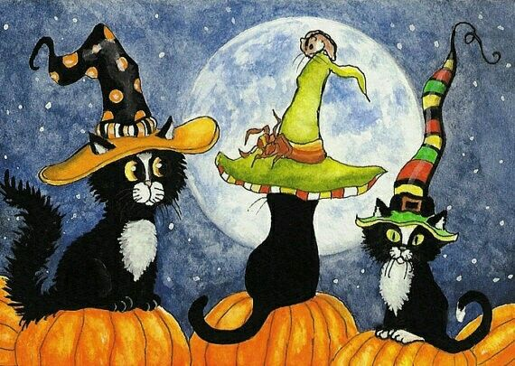 "Amy Lyn Bihrle""Halloween"""