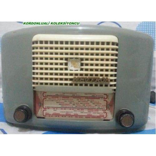 Nevtron radyo  bakalit kasa çok nadir antika ürünü, özellikleri ve en uygun fiyatların11.com'da! Nevtron radyo  bakalit kasa çok nadir antika, radyo