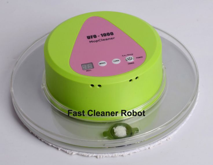Free SPSR FAST Shipped to Russia Newest Mini Robot Wet and Dry Mop Floor Cleaner With 247ML Water Tank