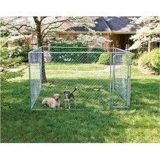 Dog Kennels: PetSafe Dog Kennel 10 x 10 x 6